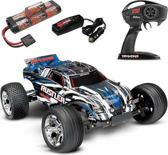 traxxas rustler optimized