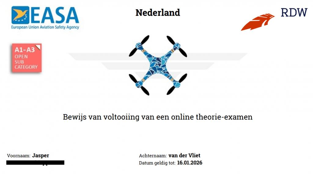 drone certificaat halen 1 e1625422317671